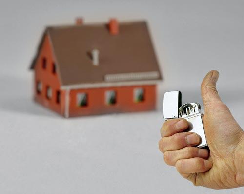 Brandschutz im Haus- Wohnungsbrände verhindern und Feuer bekämpfen - Tipps