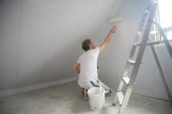 Das richtige Werkzeug für Deine Malerarbeiten – Pinsel, Farbwalze oder Sprühpistole