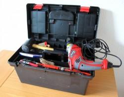 Alles dabei mit einem Griff - Wichtiges rund um den Werkzeugkoffer
