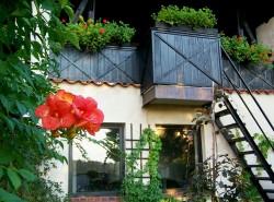 sichtschutz verkleidungen f r den balkon. Black Bedroom Furniture Sets. Home Design Ideas